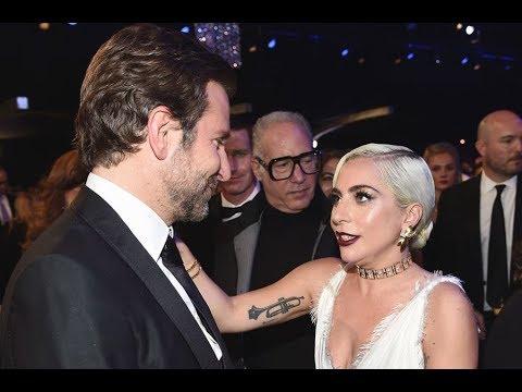 """Lady Gaga y Bradley Cooper MUY CARIÑOSOS tras película """"Ha Nacido Una Estrella Star is Born"""""""
