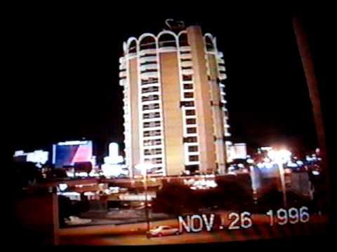 the best implosion in las vegas.....SANDS