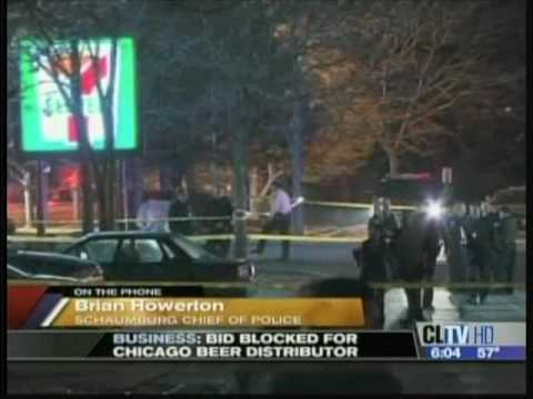 Schaumburg and Gary, IN shootings