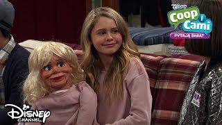 Mała Cami | Coop i Cami pytają świat | Disney Channel Polska