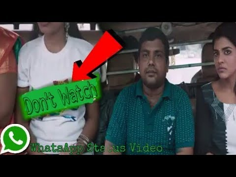 🔞Double Meaning Scenes - WhatsApp Status | Kattappa Movie | TAMIL STATUS | Entertainment Videos