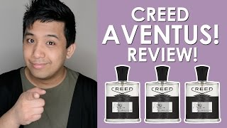 AVENTUS by CREED FRAGRANCE REVIEW! | CascadeScents