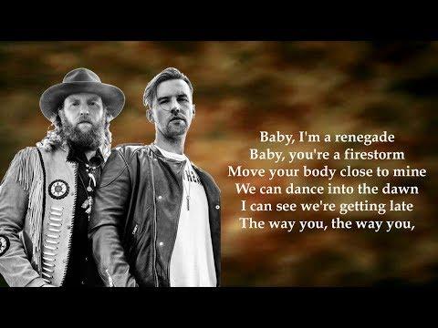 Brothers Osborne - Shoot Me Straight (Lyrics)