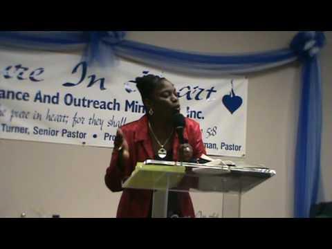 Apostle La'Tonia Turner Givin Up In The Garden Par...