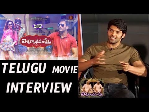 Arya interview about Telugu movie, Aishwaryabhimasthu | M Rajesh | VSOP Movie