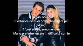 Marvin Gaye-Charlie Puth feat Meghan Trainor (traduzione in italiano)