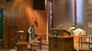 2nd Sunday after Pentecost, Good Shepherd Lutheran Church, LC-MS, Two Rivers, WI, Rev William Kilps