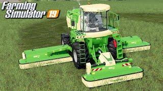 Samojezdna kosiarka - Farming Simulator 19 | #107