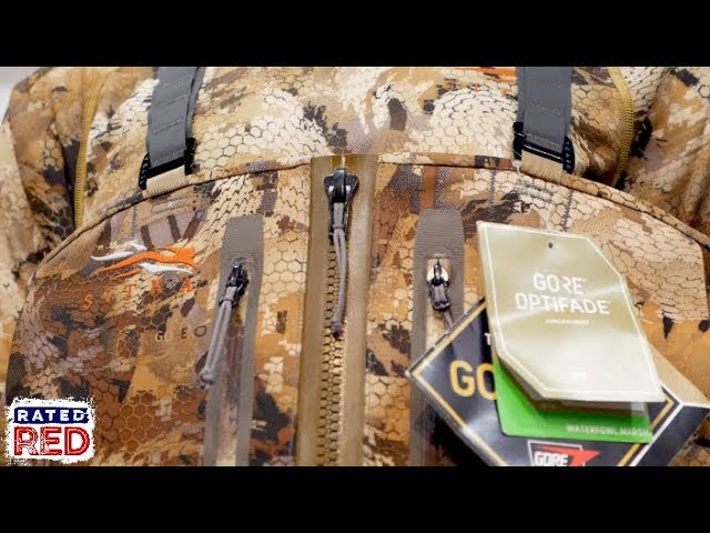 We Check Out Sitka's New Delta Waders at Shot Show 2018