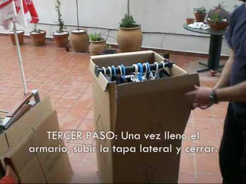 Caja armario youtube - Como hacer un armario de pladur ...