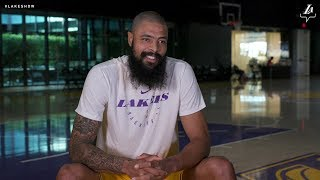In His Own Words: Tyson Chandler