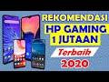 - 5 HP GAMING 1 JUTAAN TERBAIK 2020 -  daftar gadget populer