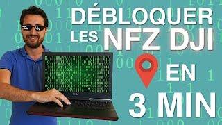 Download Comment débloquer les NFZ de DJI en 3 mn ! (No Fly Zone)
