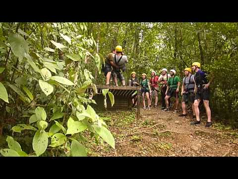lands in love hotel u0026 resort -canyoning -rapel in waterfulls Costa Rica canopy San Lorenzo - Duration 108. Meir Popper 140 views & Adventure Cables - Canopy San Lorenzo - YouTube