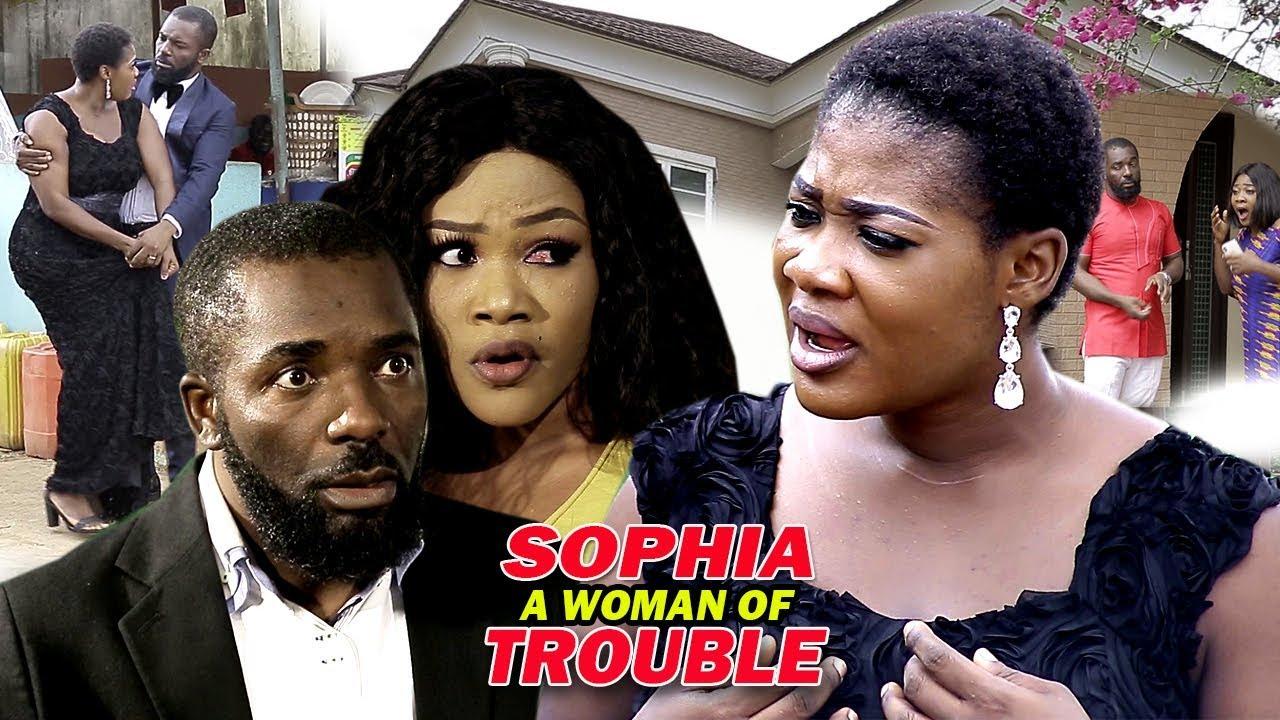 Download Sophia A Woman of Trouble Season 1 - Mercy Johnson 2018 Latest Nigerian Nollywood Movie Full HD