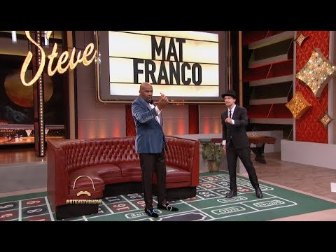 Magician Mat Franco