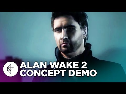 13 Minutes Of Alan Wake 2 GAMEPLAY (Unreleased)