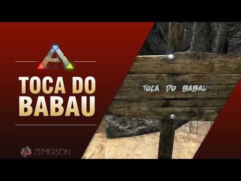 OLHA A TOCA DO BABAU! - ARK  (ft. Thamy)