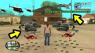 Вот что будет, если ограбить Банк в GTA San Andreas...😱