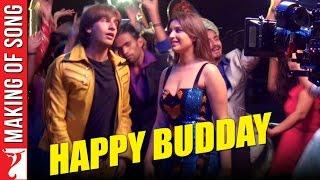 Making Of The Song - Happy Budday | Kill Dil | Ranveer Singh | Ali Zafar | Parineeti Chopra