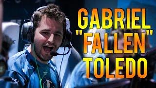 """Gabriel """"FalleN"""" Toledo - The Brazilian AWPer [CS:GO]"""