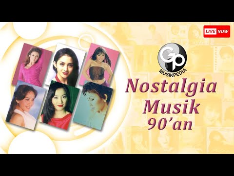 (LIVE) YUNI SHARA - DESY RATNASARI - NAFA URBACH • Lagu Pop 90an • Golden Memories #LiveMusic