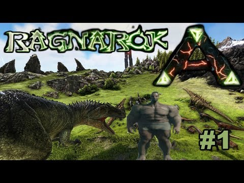 Ark: Survival Evolved #1 Meet Pin Head