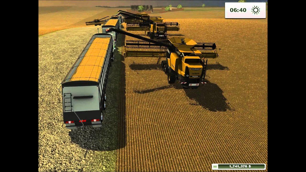 Map Usa Farming Simulator 2013%0A ARATAZ GROUP Multiplayer     in Kansas map Farming Simulator       YouTube
