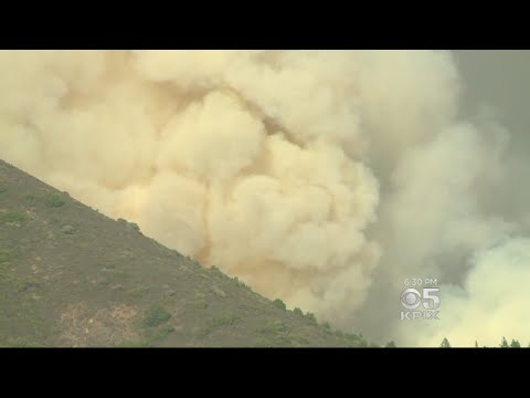 Cal Fire Makes Fires Burning Near Oakmont A Top Priority