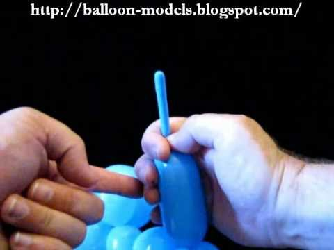 how to make a balloon dog instructions