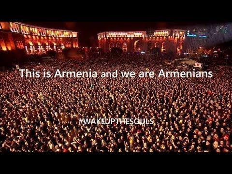 System Of A Down In Yerevan: [23.04.2015] Amazing Moments