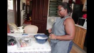 Homemade Cakes In Ghana