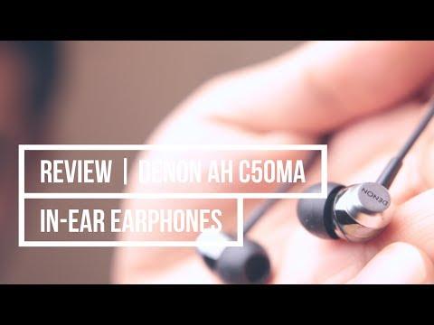 Review | Denon AH C50MA