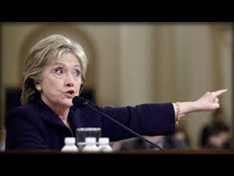 HILLARY BUSTED! EMAIL SUGGESTS CLINTON RIGGED BENGHAZI HEARING