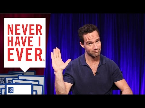 NEVER HAVE I EVER: Chris Diamantopoulos of WAITRESS