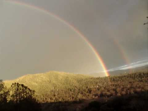 Yosemitebear Mountain Double Rainbow 1-8-10