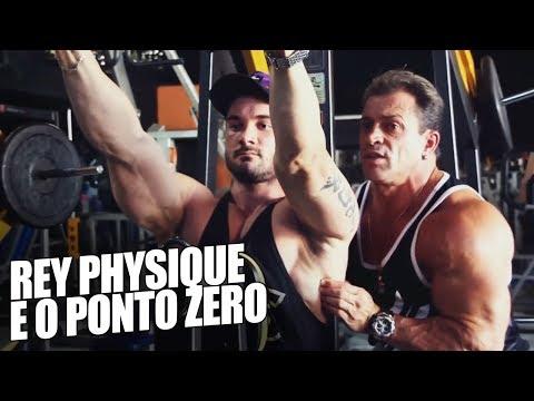 Fernando Sardinha - Rey Physique e o PONTO ZERO (Sardinha Evolution)