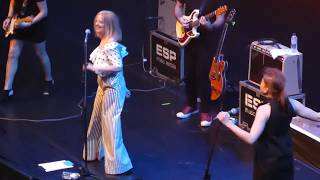 I Could Be Happy - Clare Grogan (Altered Images) live at Sandfest 2018
