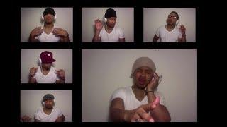 Mr. Washington: Halfcrazy - Musiq Soulchild (A cappella Cover)