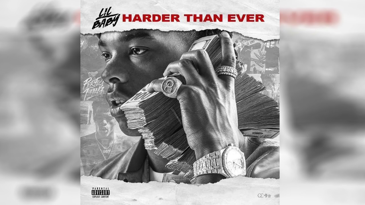 Download Lil Baby - Never Needed No Help (Clean) (Harder Than Ever)