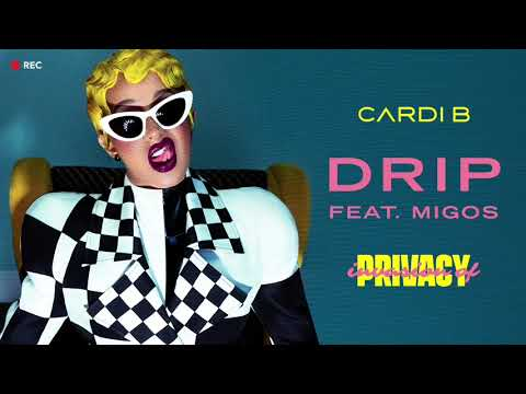 Cardi B - Drip (feat. Migos) (Offical Clean Audio)