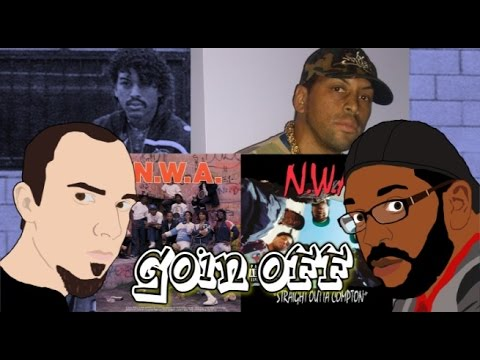 Goin' Off #37: w/ Special Guest Arabian Prince
