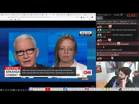 Download Hasanabi Reacts - Nurse Reveals How She Pranks Covid Deniers Who Call Her A Crisis Actor(CNN)