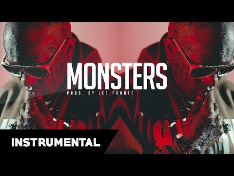 Trap Beat | New & Hot Trap Beat Instrumental - Monsters (Prod. By Les Pronto)