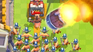 Funny Moments & Glitches & Fails | Clash Royale Montage #83