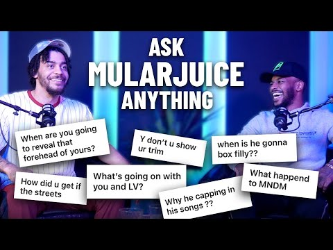 Download MULARJUICE ANSWERS QUESTION ABOUT LV - FINALLY
