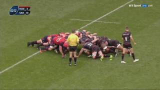 Highlights | Munster 10 Saracens 26
