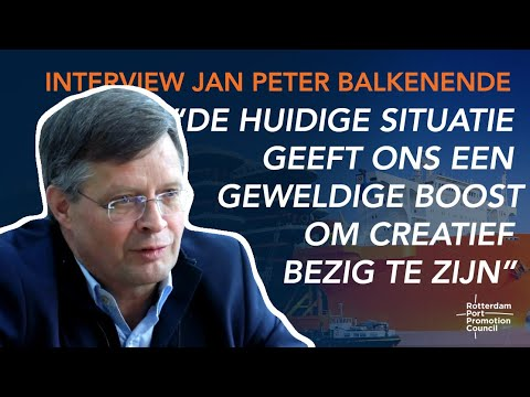 Jan Peter Balkenende over een Winstgevende & Duurzame Offshore Community
