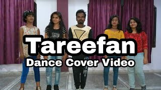 KDDA presents / Tareefan dance cover video/ choreography by -