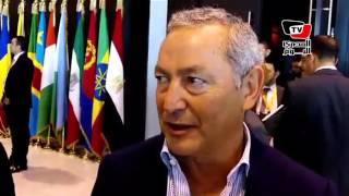سميح ساويرس: أول مانحل مشاكل أراضي «أوراسكوم» هنكمل «الإسكان التعاوني»